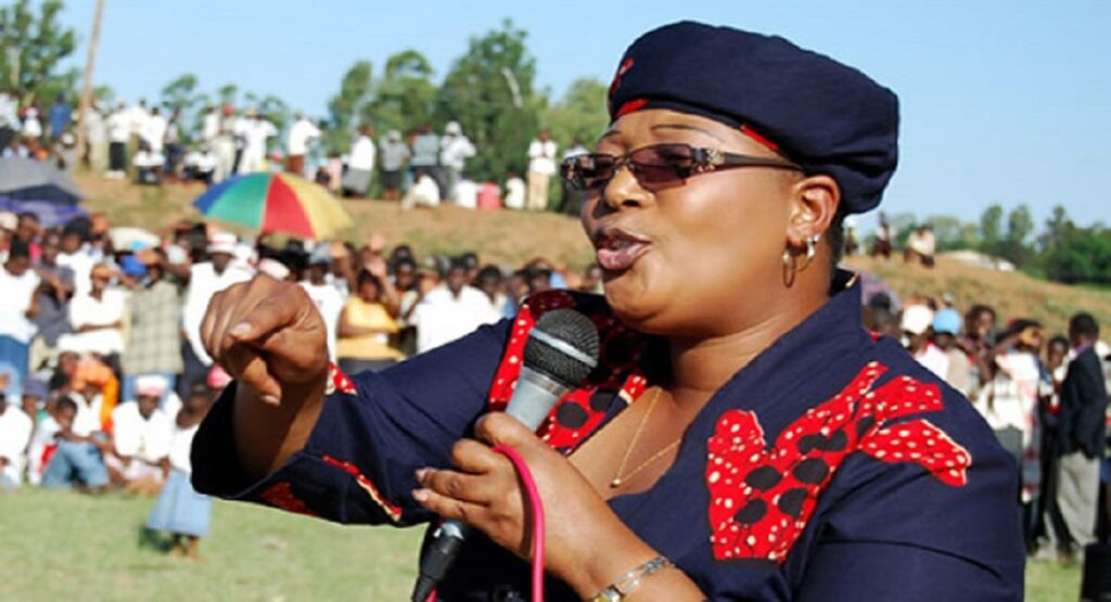 High Court Dismisses Bid By Recalled MDC-Alliance MPs To Block Khupe From Replacing Them.