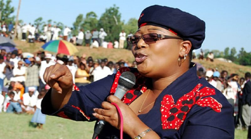 Khupe changes party name to MDC Alliance