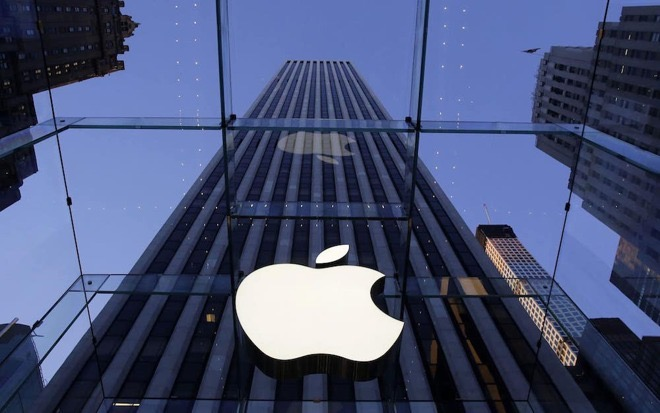 Apple first US company to reach $2 trillion market cap