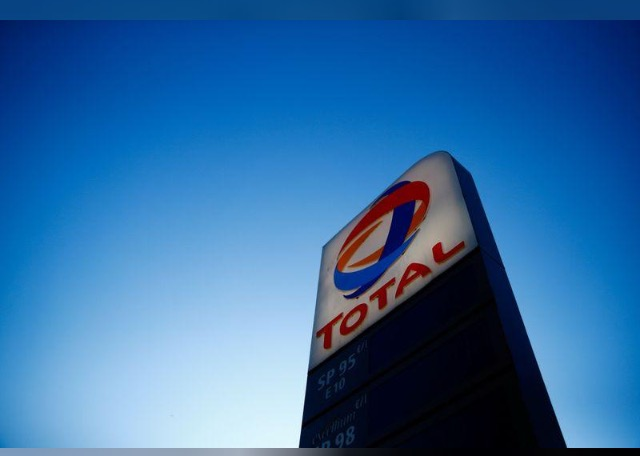 Total confirms suspension of work on Mozambique gas project.