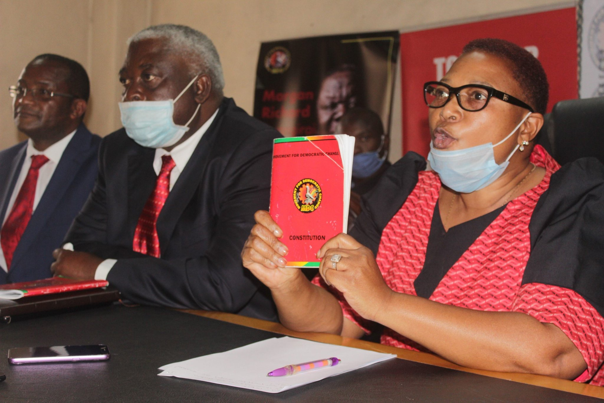 MDC-T in Financial Crisis as Senior Party Leader Withholds $9.5 Million Ahead of Crucial Elective Congress