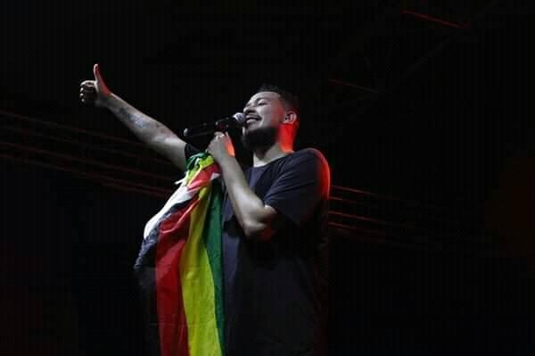 South Africa's superstar AKA speaks out against Zimbabwe woes as Africa join hands in solidarity with Zimbabweans