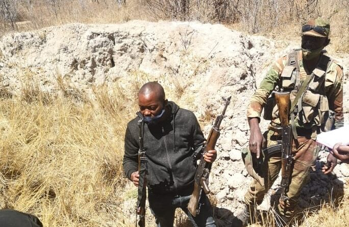 Security forces kill 2 assailants who gunned down Zim soldier
