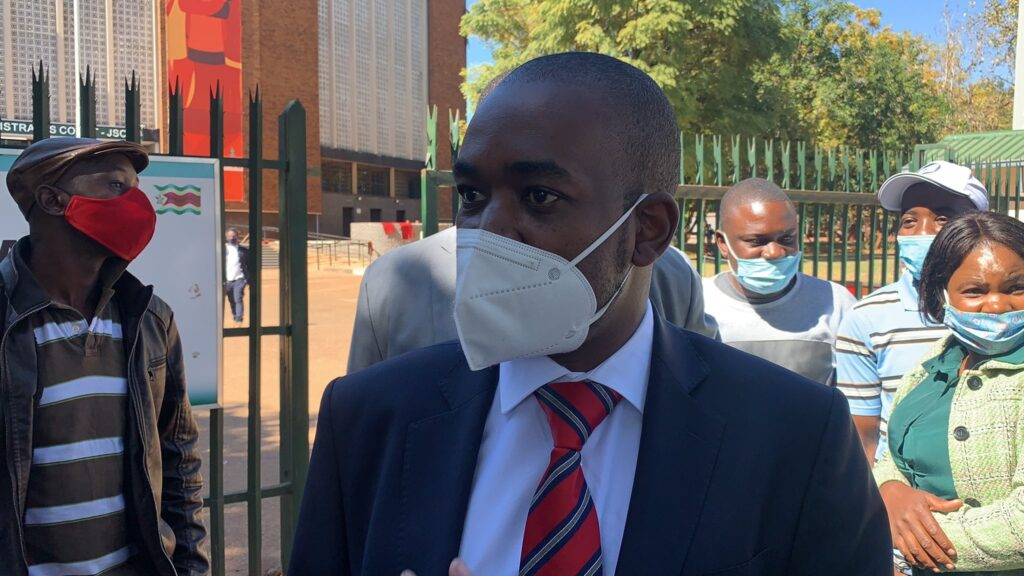 State House within our reach: Chamisa
