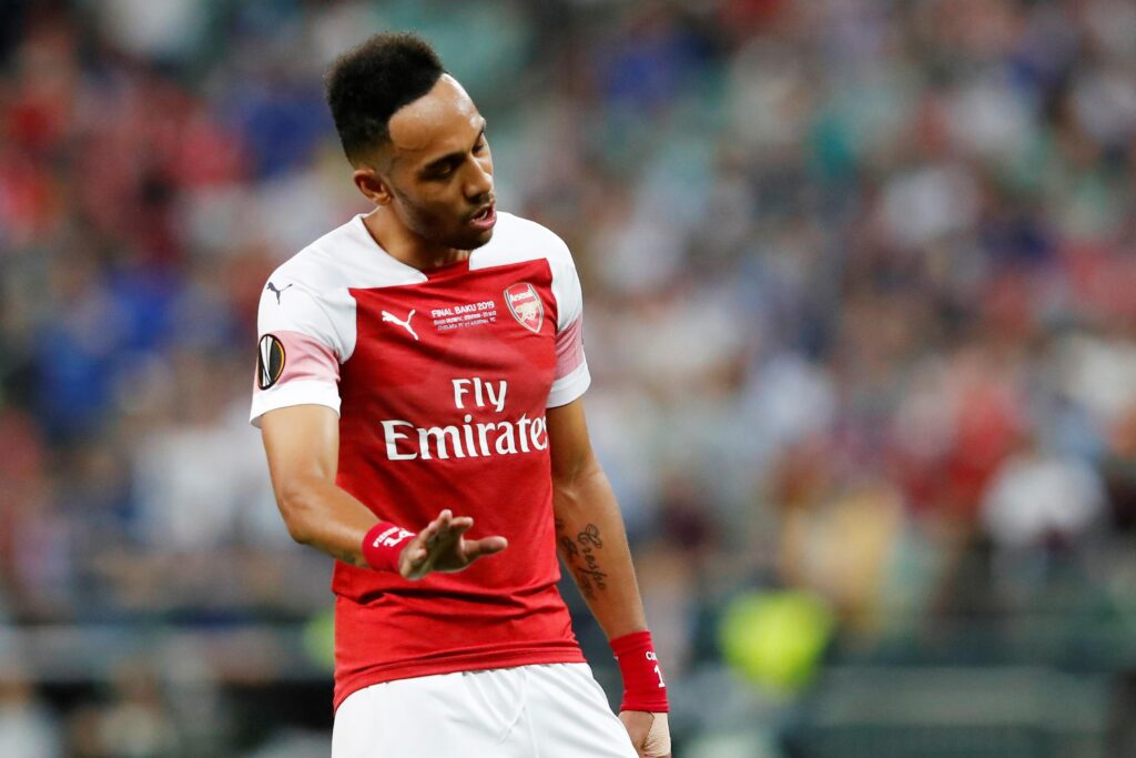 Arsenal tie down striker Aubameyang with new three-year deal