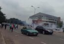 Police fire teargas at Nigerians protesting at alleged brutality