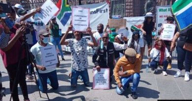 South Africans Urge Zimbabweans, Other Foreigners 'Grabbing Jobs' to Leave