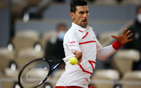Djokovic confronted again by pressures of Paris.