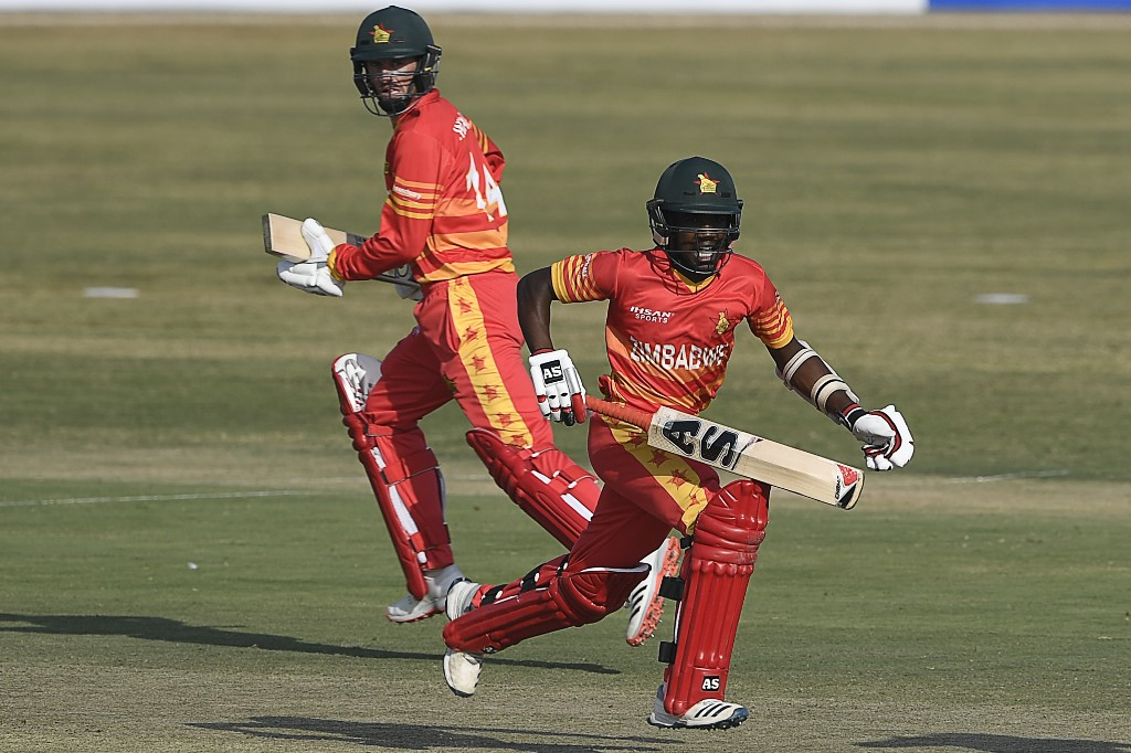 Williams propels Zimbabwe to 278-6 ODI victory against Pakistan to end series 2=1.
