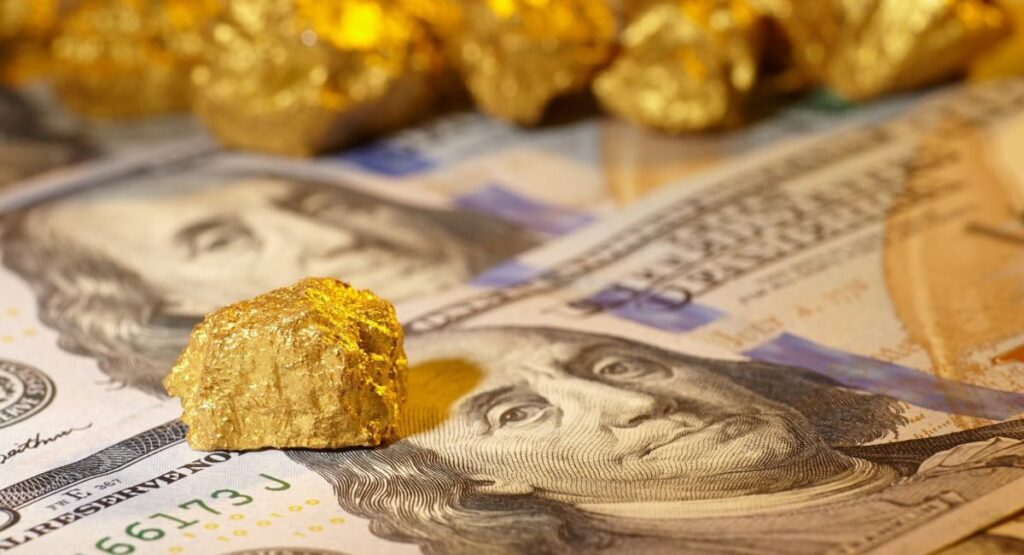 Zimbabwe gold smugglers shipping over $1.5 billion a year.