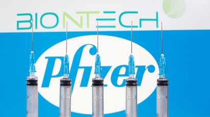 UK to roll out Pfizer-BioNTech Covid-19 vaccine next week