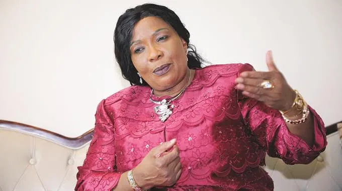 'Join me in prayer' — First lady asks Zimbabwean women as Covid sets in