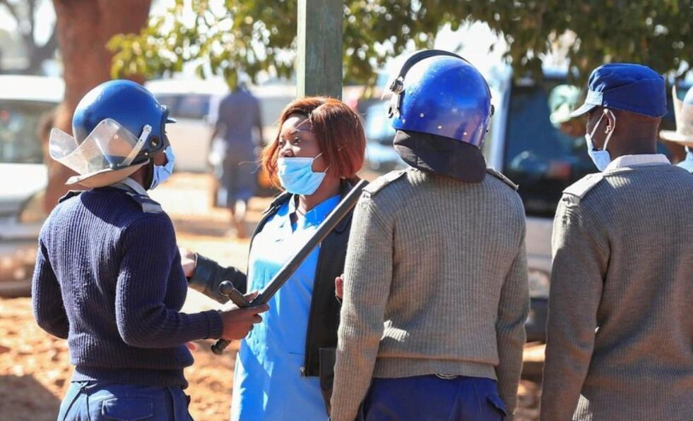 UN concerned over Zimbabwe's use of Covid-19 as pretext to stifle dissent