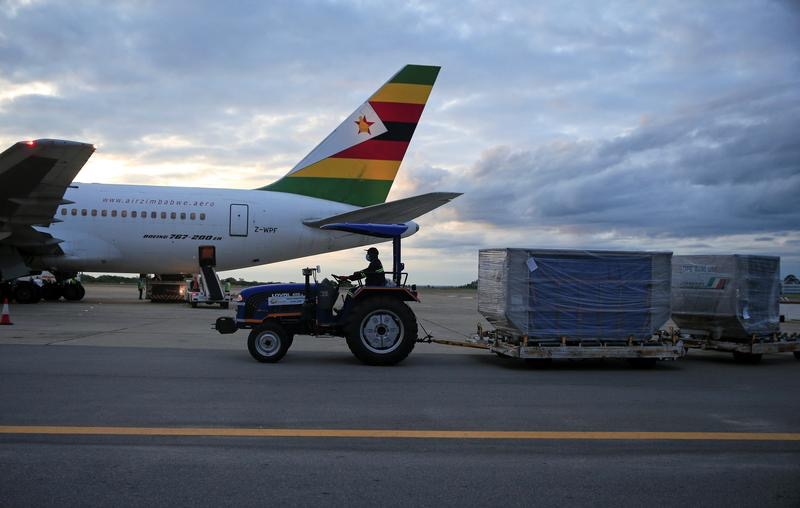 Zimbabwe takes delivery of second batch of COVID-19 vaccines from China