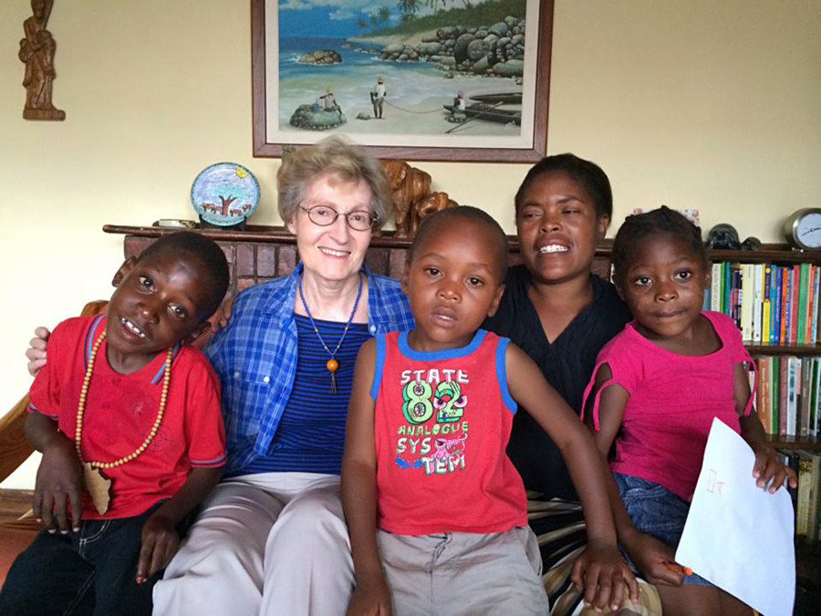 McLaughlin, nun who exposed abuses in Rhodesia, dies at 79