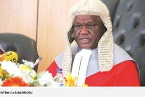 Constitutional Court Quashes Lower Court Ruling Blocking Extension of Malaba's Term of Office