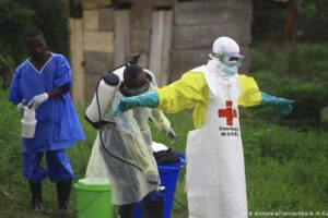 Congo declares end of Ebola outbreak that killed six.