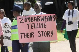 Most Zimbabweans Want a Coalition Government as a Way of Solving the Country's Political and Economic Problems