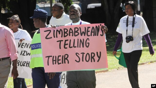 Center to Protect Journalists Urges Zimbabwe to Release Arrested New York Times Correspondent
