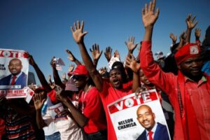 Opposition MDC-T Led by Douglas Mzonzora to Recall All Lawmakers, Councillors Linked to Nelson Chamisa