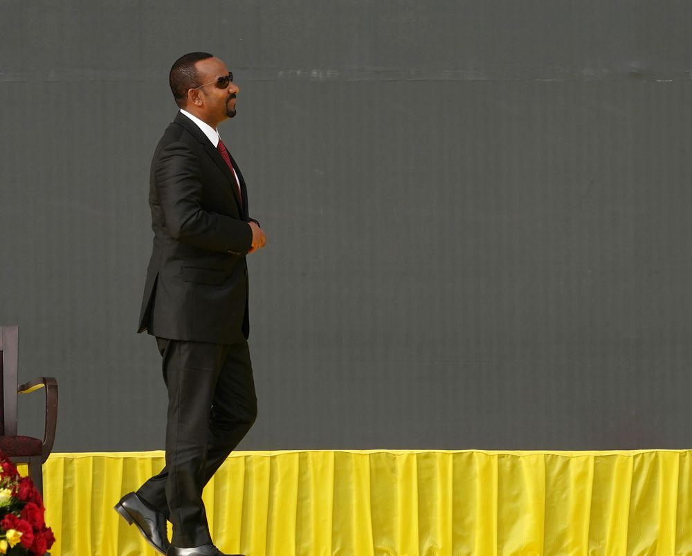 Ethiopia's Abiy Taps Opposition, Retains Finance Head in Cabinet