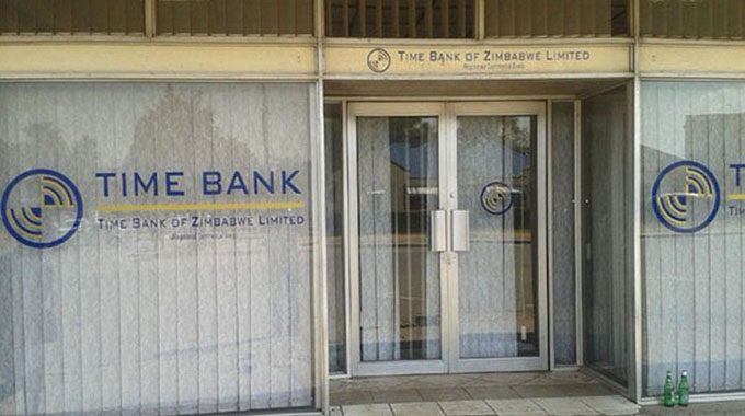 Time Bank To Re-open, Offers To Finance Former Farmers' Compensation